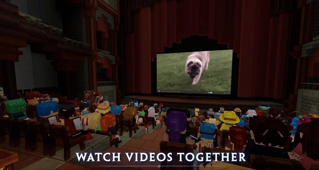 video trailer ensemble