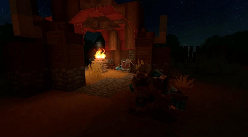 Trorks coin du feu