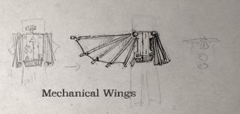 Ailes mécaniques