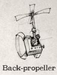 Back-propeller
