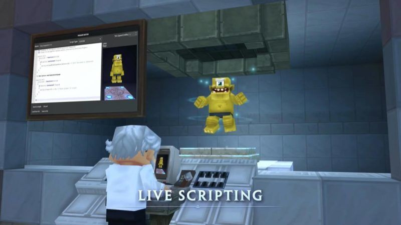 trailer live scripting