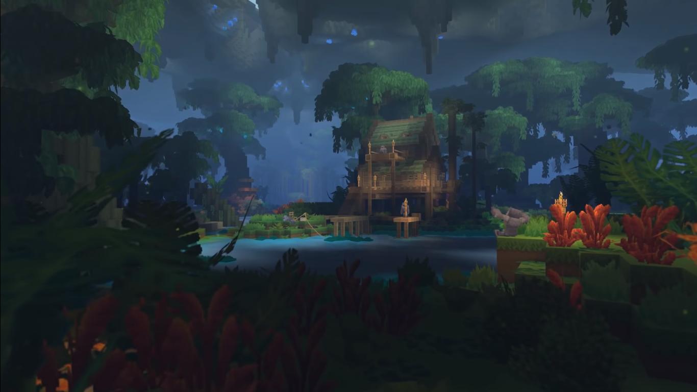 Slothian's village