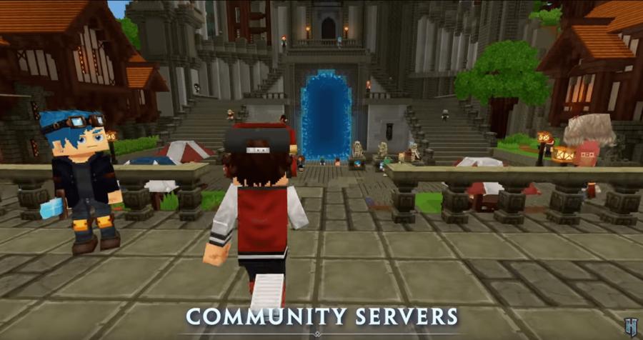 trailer serveur communauté
