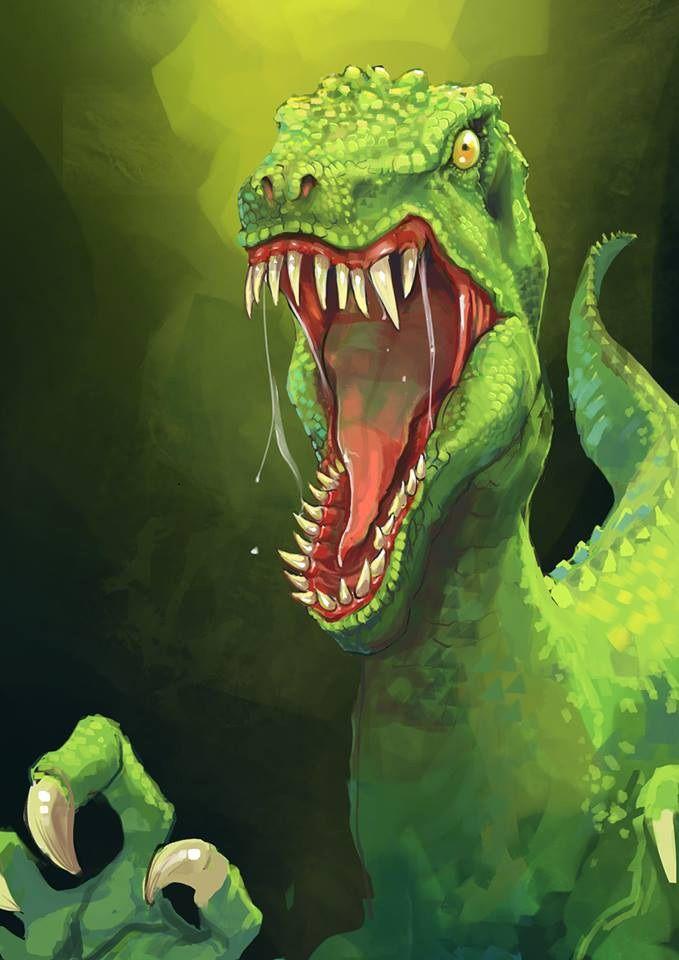 concept art reptile