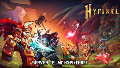 Serveur Hypixel