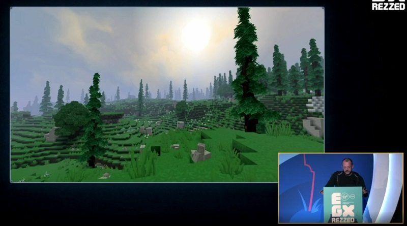 La zone 3 d'Hytale au début de son développement