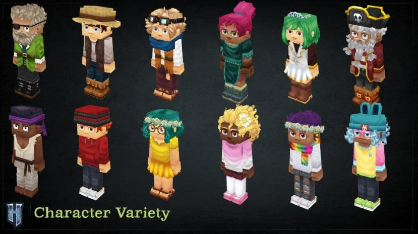 character variety