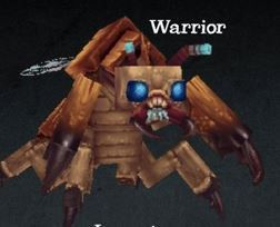 Combattant Scarak