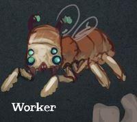 Ouvrier Scarak