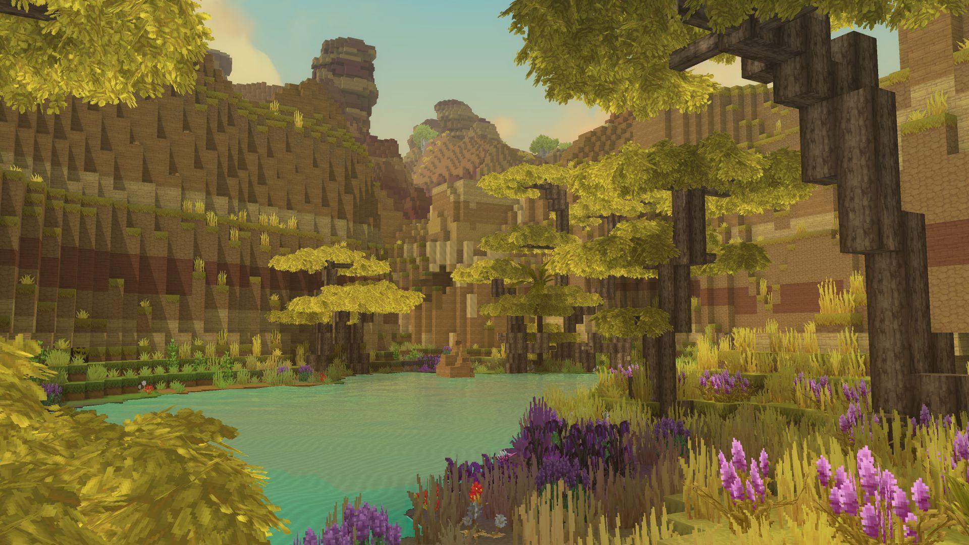 Biome oasis 1