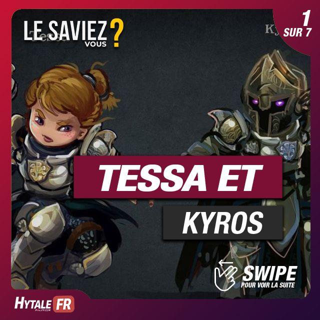 Tessa Kyros Hytale